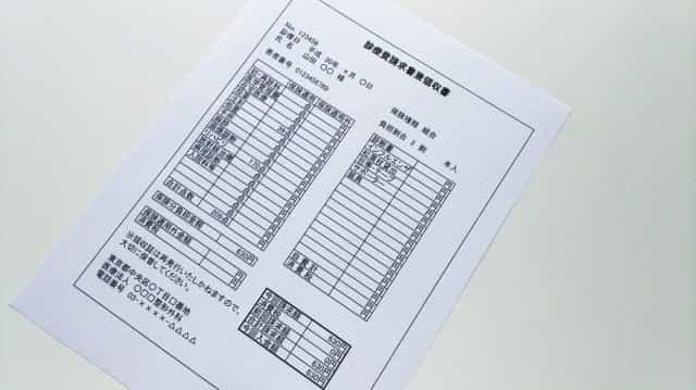 埼玉県川越市「愛和病院」の妊娠検査の初診料はいくらだった?