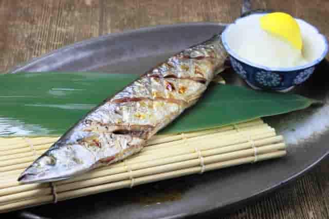 妊娠中は焼いた秋刀魚を食べても良い