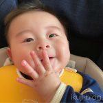 0歳児の離乳食3日目~はじめての「10倍がゆ」