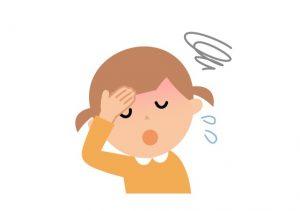 食物アレルギーの全身の症状例
